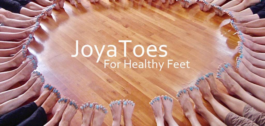 JoyaToes Toe Spreaders & Bunion Corrector